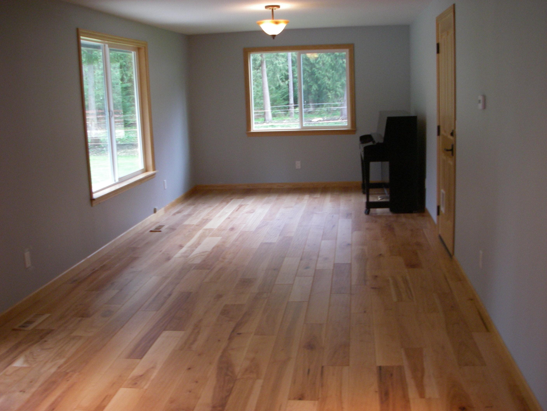 Empty newly -renovated Hayett Kitchen
