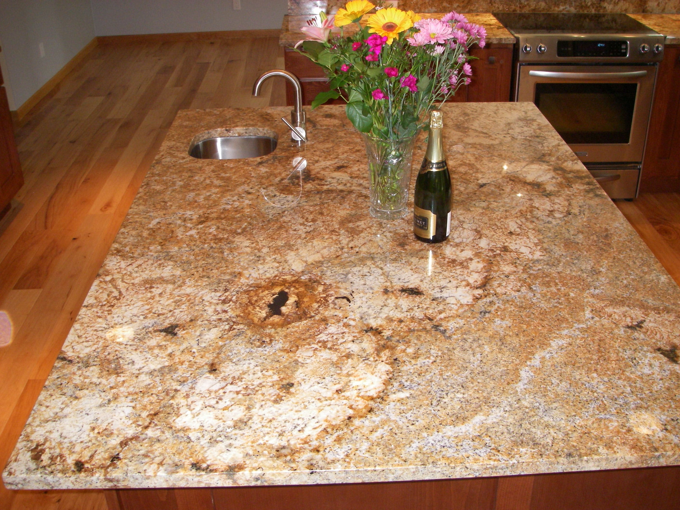 Hayett Kitchen countertop