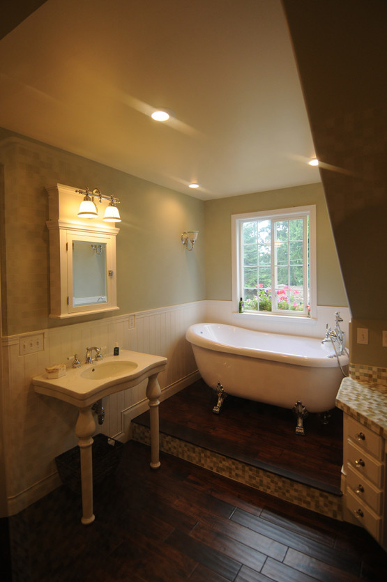 Kennedy House bathroom renovation AFTER