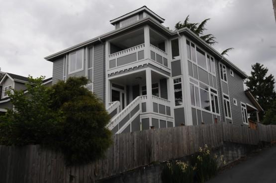 Newly-remodeled Mavis residence