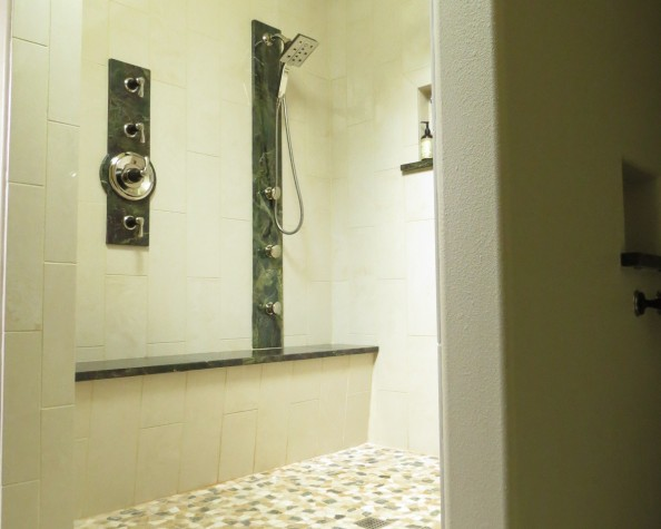 Shower Area, Smith Bath