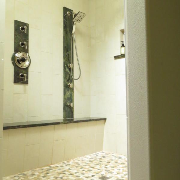 Shower Area, Smith Bath