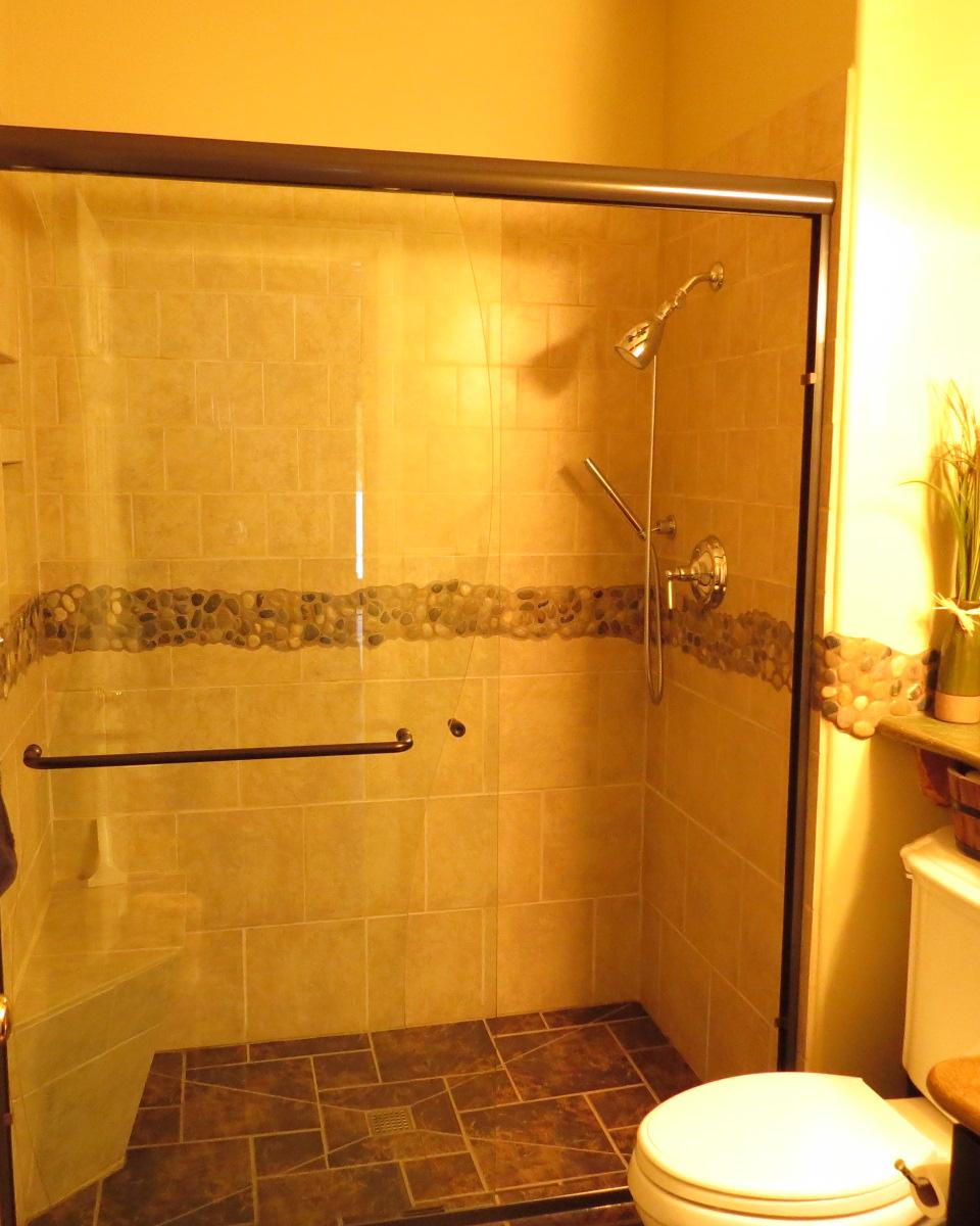 Shower Area | Smith Bath
