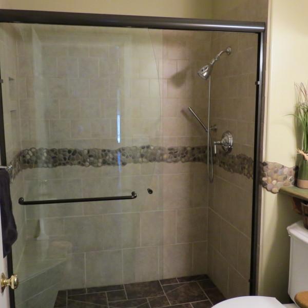 Smith Bath's Shower Area