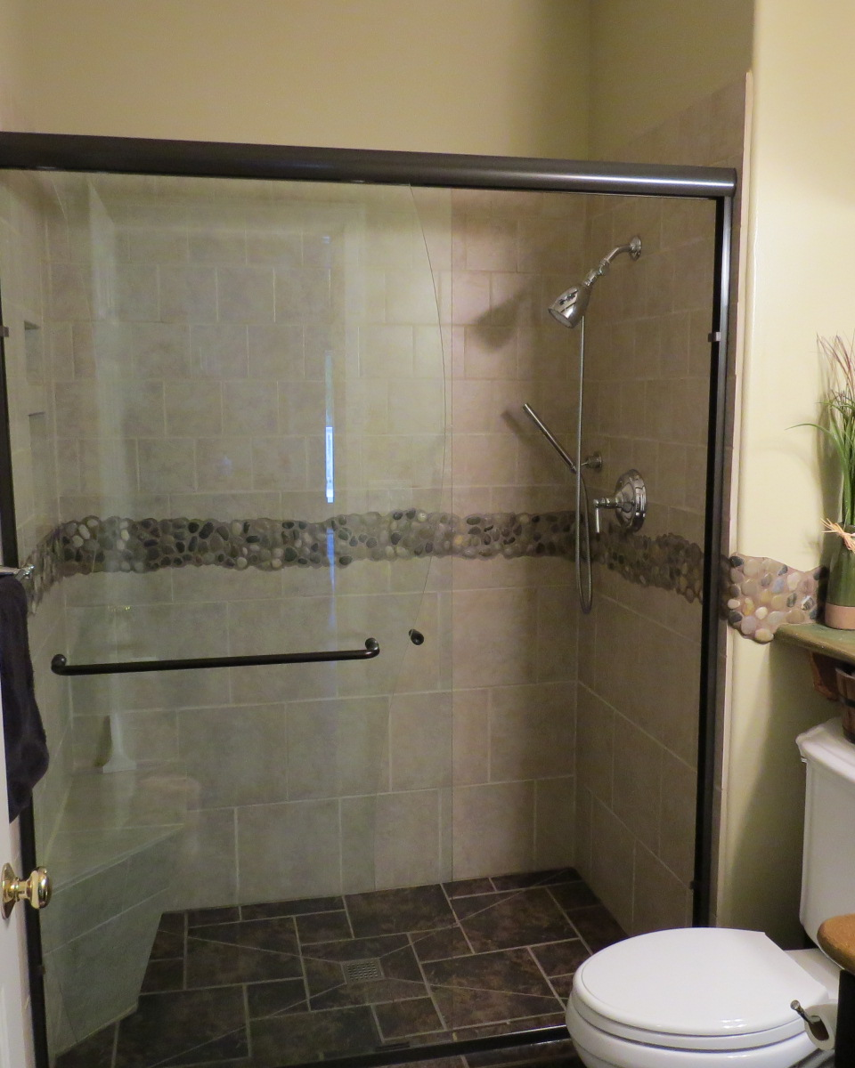 Smith Bath's Shower Area